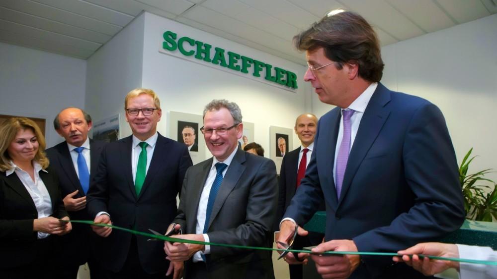 Schaeffler отваря офис в Москва