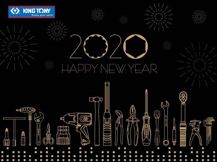ЧЕСТИТА НОВА 2020 ГОДИНА!